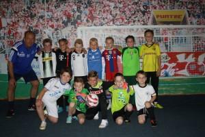 Abschlußfoto Sommer Fußball Camp1