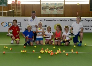 2. Tennis Sommer Camp